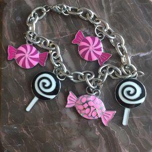 Coach Candy Charm Bracelet